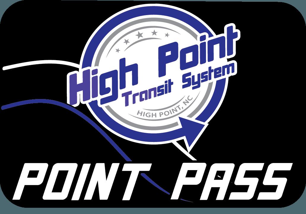 Point Pass - Tarjeta inteligente con pasaje completo para 30 día(s)