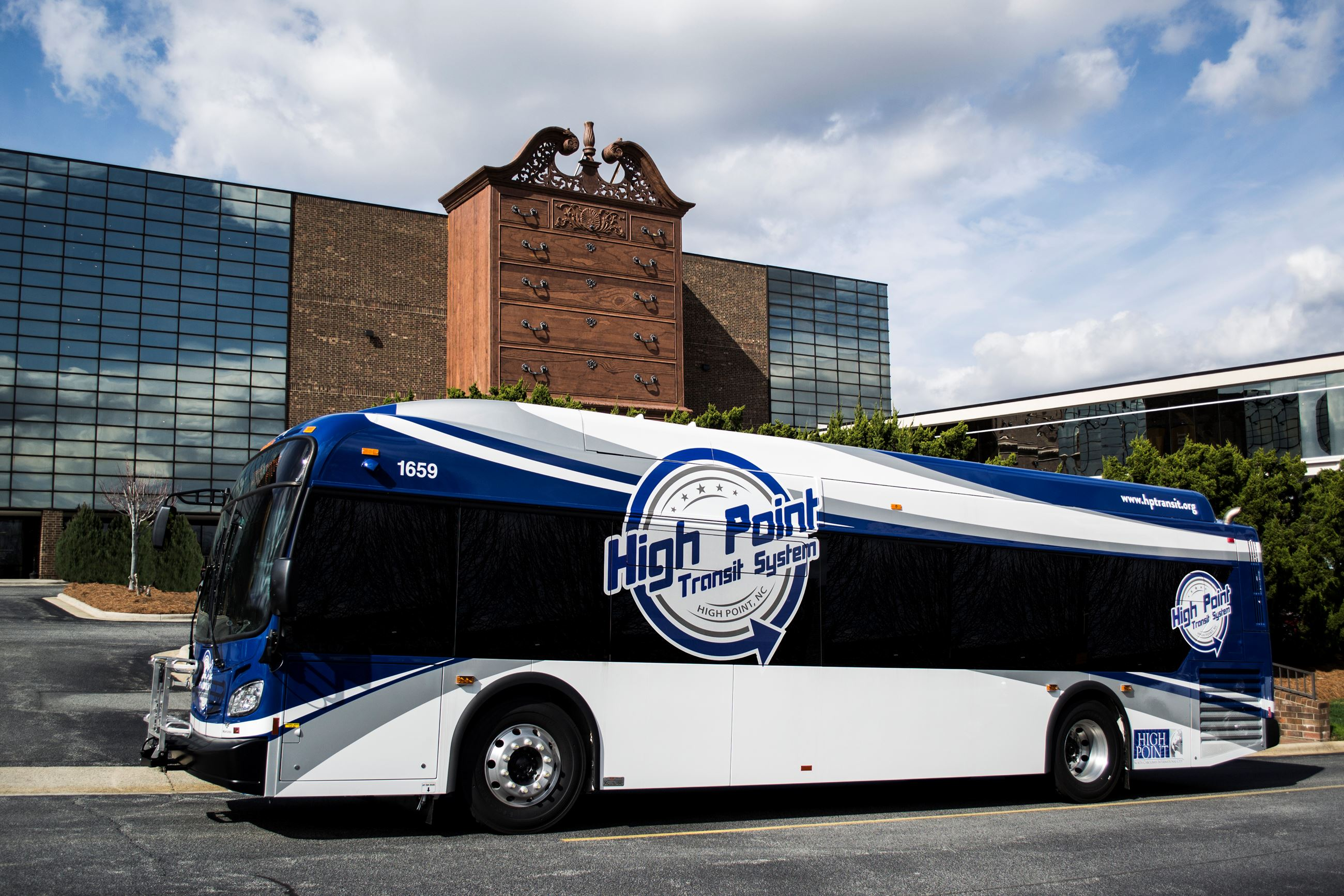 Nuevo folleto XD35 sobre el sistema de transporte de High Point